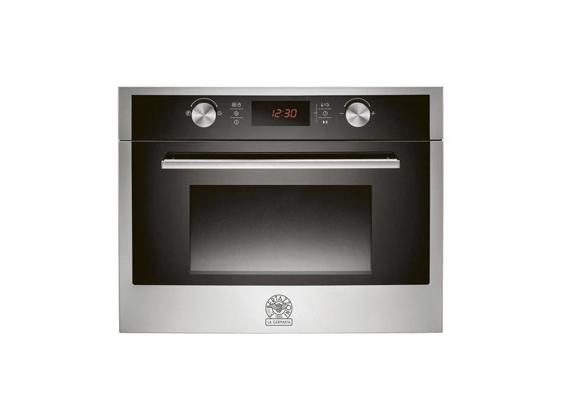 60 Combi Microwave Oven Bertazzoni La Germania Stainless
