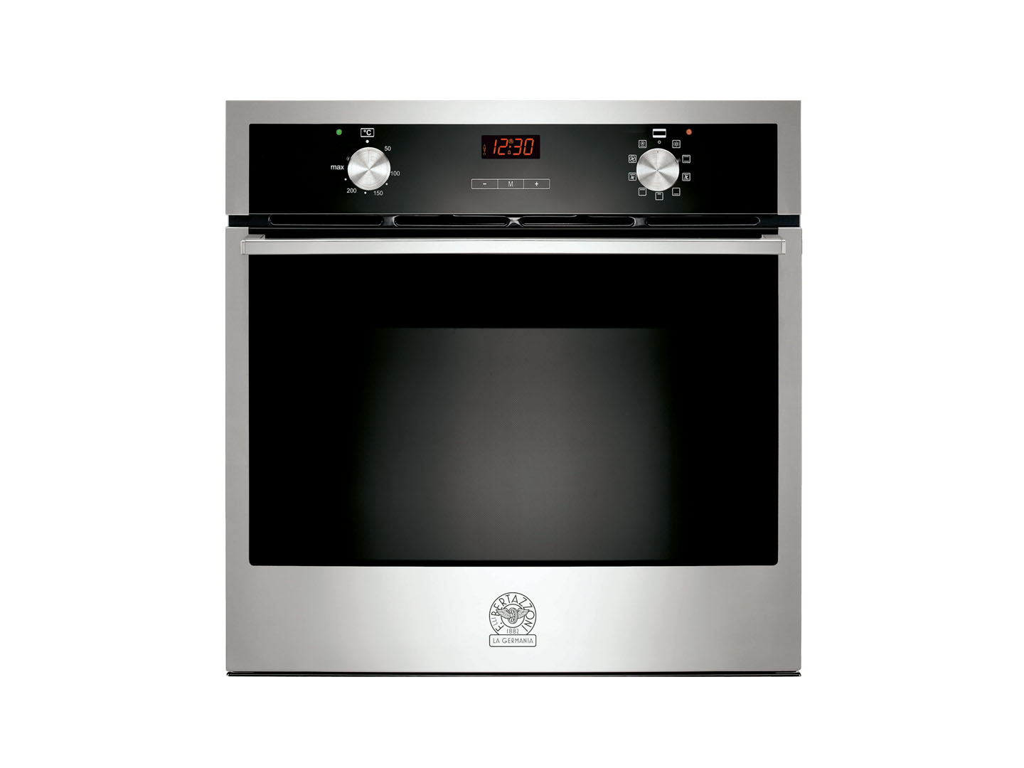 60 Electric 9-Function Oven | Bertazzoni La Germania - Stainless